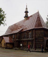 Sanktuarium Matki Bożej Nieustającej Pomocy w Domaradzu