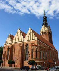 Sanktuarium Krzyża Świętego w Elblągu