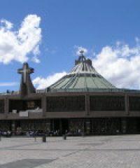 Bazylika Matki Boskiej z Guadalupe w Meksyku
