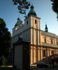 Sanktuarium Matki Boskiej w Borku Starym k. Rzeszowa
