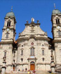 Sanktuarium Czarnej Madonny w Einsiedeln – Szwajcaria