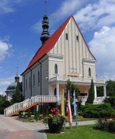 Sanktuarium Matki Bożej Bolesnej Pani Świętokrzyskiej
