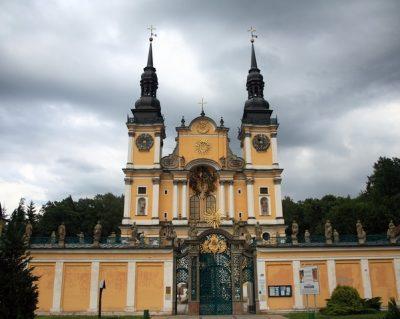 Sanktuarium Matki Bożej Świętolipskiej – Święta Lipka