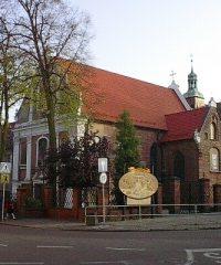 Sanktuarium Pasyjno-Maryjne w Wejherowie