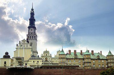 Sanktuarium Maryjne – Jasna Góra – Częstochowa