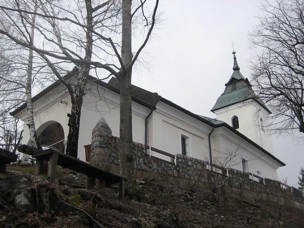 Sanktuarium Maryi Królowej Pokoju na wzgórzu Kurešček