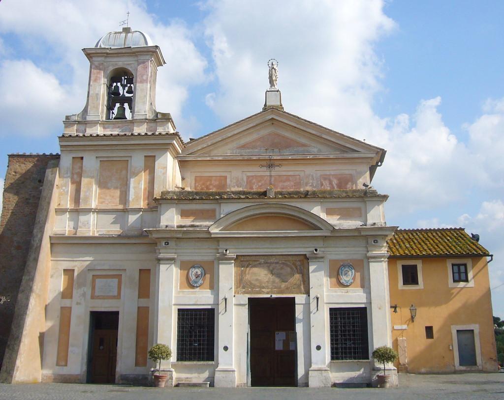 Sanktuarium Matki Bożej Miłości w Divino Amore