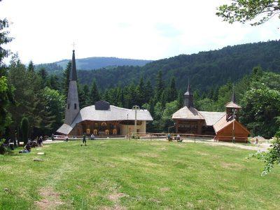 Sanktuarium Matki Bożej w Litmanowie
