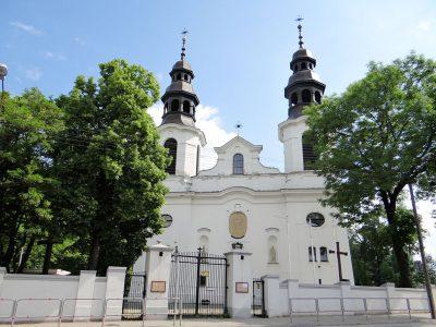 Sanktuarium Matki Bożej Hallerowskiej w Mińsku Mazowieckim