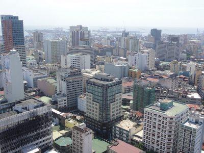 Matka Boża w Manili na Filipinach