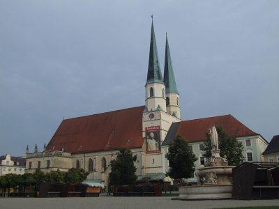 Sanktuarium Matki Bożej Królowej Bawarii w Altötting