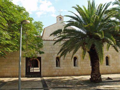 Kościół Rozmnożenia Chleba Tabgha