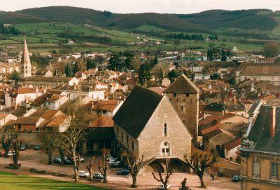 Opactwo św. Piotra i Pawła w Cluny