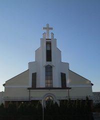 Sanktuarium Miłosierdzia Bożego w Ełku
