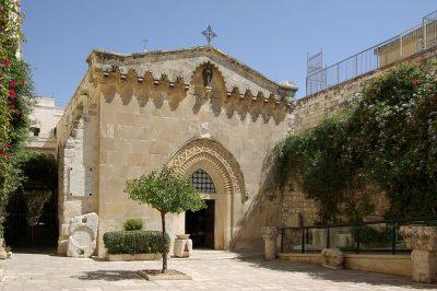 Kaplica Biczowania Pana Jezusa