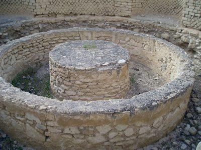 Ruiny pałacu Heroda