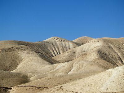 Wzgórza na pustyni