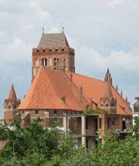 Sanktuarium bł. Doroty z Mątowów w Konkatedrze św. Jana Ewangelisty w Kwidzynie