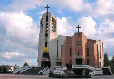 Sanktuarium św. Maksymiliana Marii Kolbego w Pabianicach
