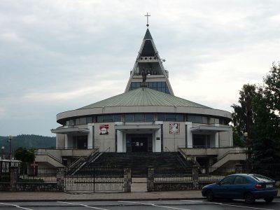 Sanktuarium NMP Wspomożycielki Wiernych w Rumii