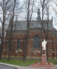 Sanktuarium św. Andrzeja Boboli w Strachocinie