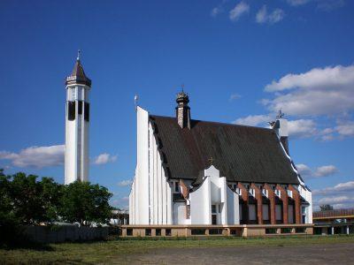Sanktuarium Matki Bożej Nauczycielki Młodzieży w Warszawie