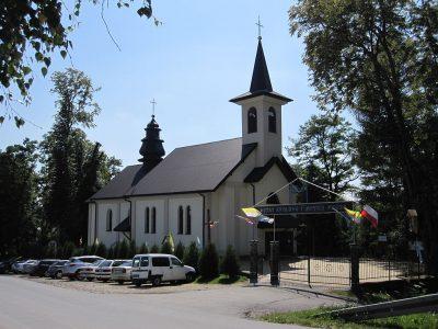 Sanktuarium Matki Bożej Pięknej Miłości w Polańczyku