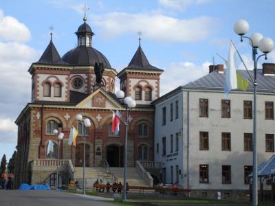 Sanktuarium św. Michała Archanioła i bł. ks. Bronisława Markiewicza