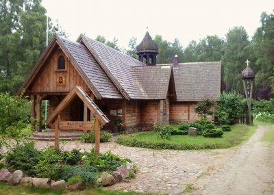Sanktuarium w Świętej Górce