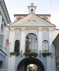 Ostra Brama – kaplica Ostrobramska w Wilnie