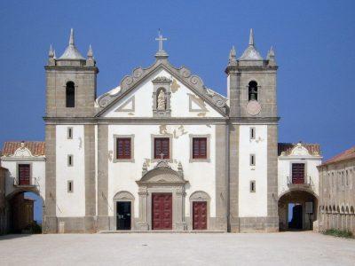 Sanktuarium Nossa Senhora do Cabo Espichel w Sesimbrze