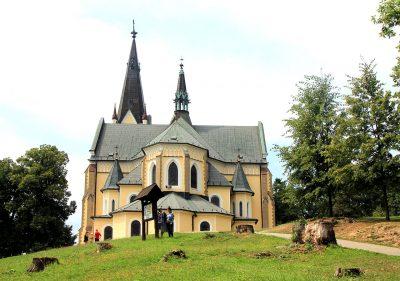 Bazylika NMP na Mariańskiej Górze w Lewoczy