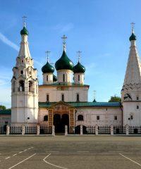 Cerkiew Fiodorowskiej Ikony Matki Bożej w Jarosławiu