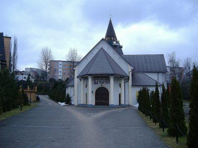 Sanktuarium św. Weroniki Giuliani w Gorzowie Wielkopolskim