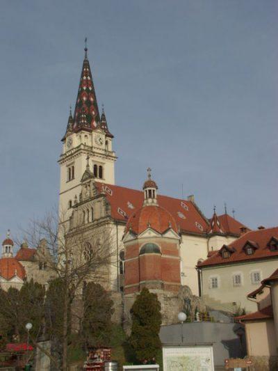 Sanktuarium Matki Bożej Królowej Chorwacji w Marija Bistrica