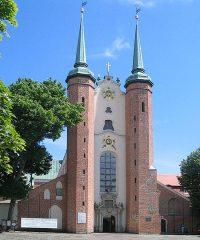 Sanktuarium MB Oliwskiej – Bazylika archikatedralna w Gdańsku Oliwie