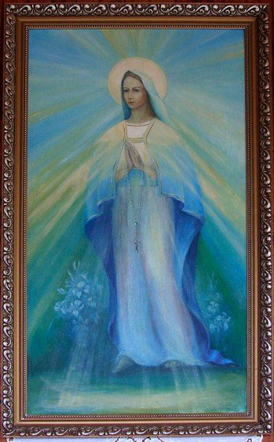 Obraz Matki Boskiej Litmanowskiej