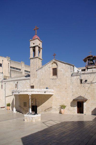 Źródło Maryi w Nazarecie