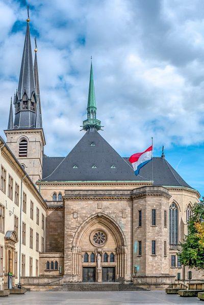 Katedra Matki Bożej Pani Luksemburga w Luksemburgu