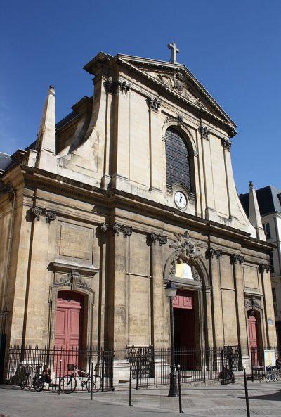 Bazylika Matki Bożej Zwycięskiej w Paryżu