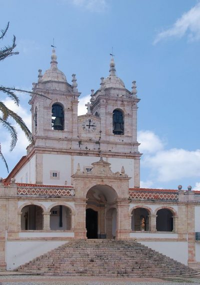 Sanktuarium Matki Bożej w Nazaré