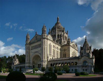 Bazylika Świętej Teresy w Lisieux