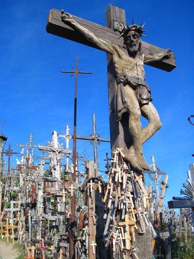 Góra Krzyży koło Szawle