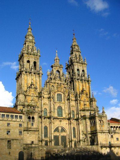 Katedra św. Jakuba w Santiago de Compostela