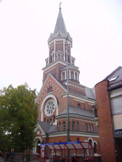 Sanktuarium św. Wojciecha w Białymstoku