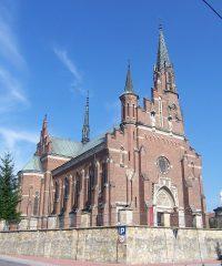 Sanktuarium św. Biskupa Józefa Sebastiana Pelczara w Korczynie