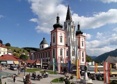 Sanktuarium Matki Bożej Matki Austrii w Mariazell