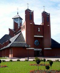 Sanktuarium Miłosierdzia Bożego w Sokołowie Podlaskim