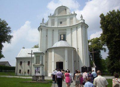 Sanktuarium Niepokalanej Matki Dobrej Nadziei w Tuligłowach