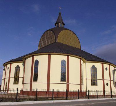 Sanktuarium Pierwszych Męczenników Polski w Międzyrzeczu